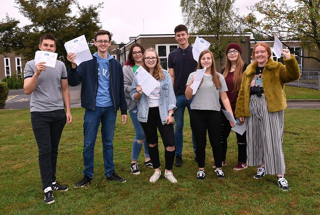 Cheadle Sixth Form 2018 Results